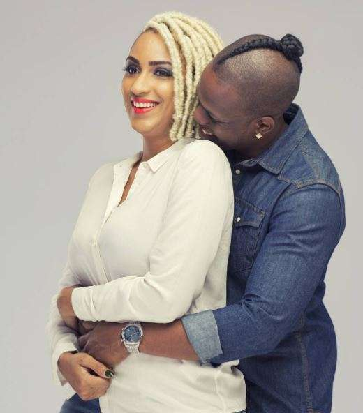 juliet ibrahims ex boyfriend iceberg slim shades her in a subtle post on ig - Reason Juliet Ibrahim and Iceberg Slim broke up has been revealed!