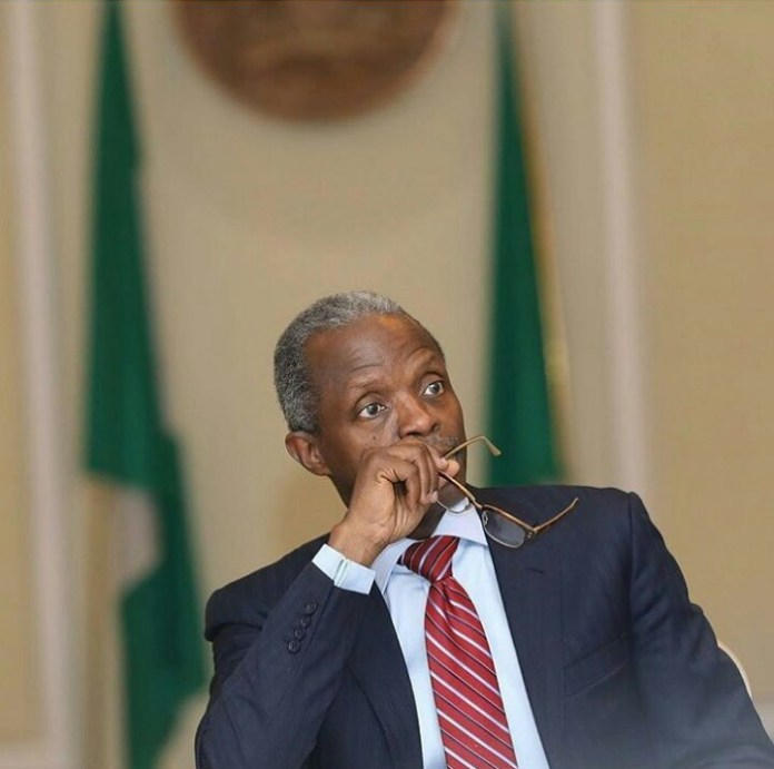 Extreme poverty in Nigeria gives me sleepless nights - VP Osinbajo