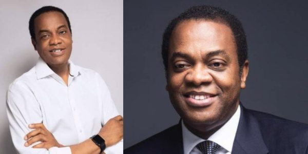 presidential candidate donald duke reveals how much money he made in 3years - Presidential Candidate Duke, Moghalu lose their own LG to PDP