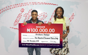 3 - ITEL MOBILE'S #IGOTTHEMOVES DANCE FINALE: WHO TOOK HOME THE N500,000 PRIZE?