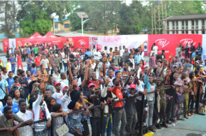 8 - ITEL MOBILE'S #IGOTTHEMOVES DANCE FINALE: WHO TOOK HOME THE N500,000 PRIZE?