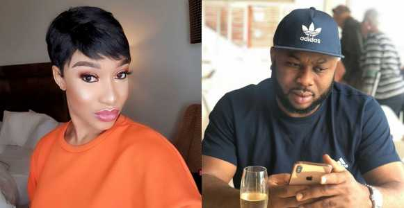 Between Tonto Dikeh and a fake IG account she believes is being run by her ex husband Olakunle Churchill - Olakunle Churchill shades the hell out of his ex-wife Tonto Dikeh