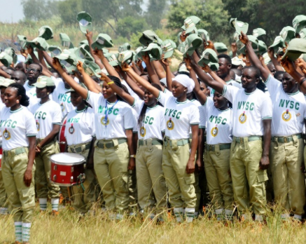 NYSC members set to be posted to farms - Video: The dance by these corpers on their P.O.P is a must watch