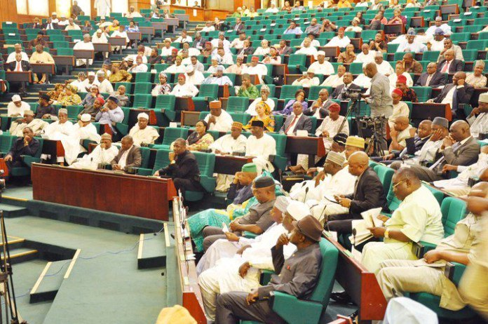 drama as 3 apc house of assembly lawmakers dump party - Breaking!!! Kano assembly approves life pension for speaker, deputy