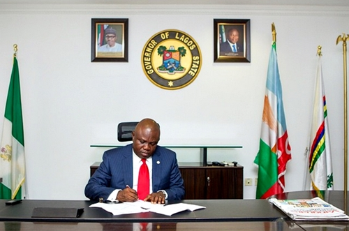 how i burnt fingers taking decisions for lagos gov ambode opens up - Drogba, George Weah, Eto'o, Essien and more to play the Ambode farewell football match