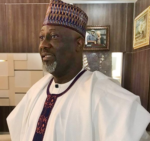 i change buhari to vote atiku dino melaye releases new music ahead of 2019 elections video - NNPC shouldn't be a secret club – Sen Melaye comes for APC and Buhari