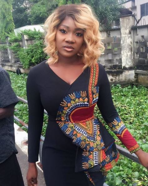 """nollywood actress mercy johnson looking cute in new photo - """"My Greatest Fear In Life"""" – Mercy Johnson"""