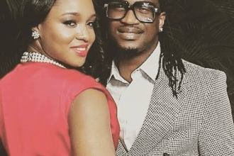 Paul Okoye and wife Anita celebrate their 5th wedding anniversary