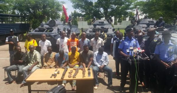 we are not guilty offa robbery suspects - Deadly Offa Robbery: Suspects reveal how they were tortured into implicating Saraki, how Adikwu died and more