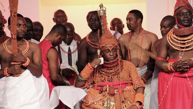 Oba Of Benin Raises Alarm Over Money Rituals - INFORMATION