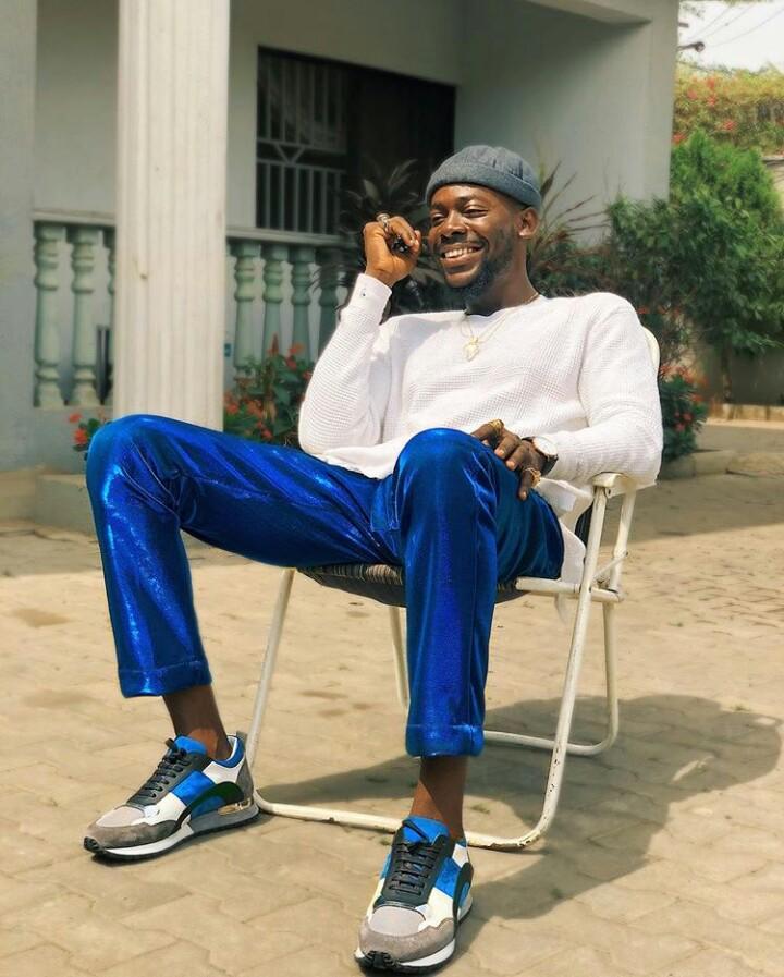 adekunle gold shares throwback photo of himself in 2009 - I don't hype myself enough – Adekunle Gold brags