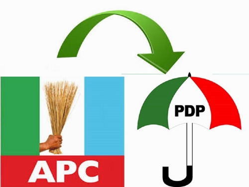 ambodes commissioner was pdps mole in our party apc speaks on lawker who dumped apc for pdp - #KanoRerun: PDP maintains precarious lead in Kano