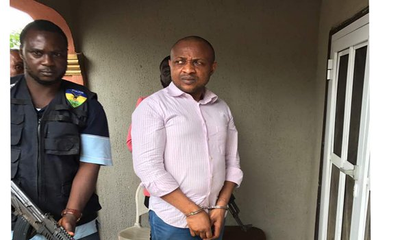 billionaire kidnapper why evans tried but failed to kidnap young shall grow motors boss in 2013 - Inability to pay lawyers interrupts Evans' trial