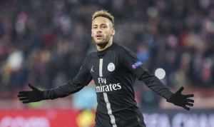 Neymar Ban From European Competition