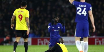 Chelsea Beaten At Home By Bournemouth