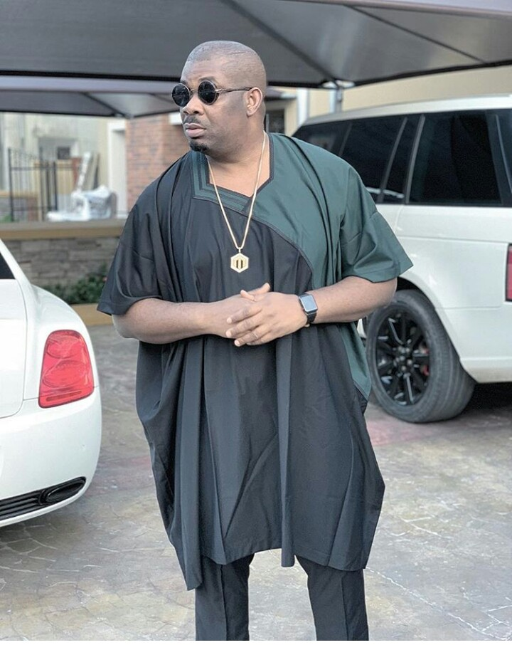 don jazzy mentions celebrities who inspired him in 2018 - Don Jazzy finally opens up on why he is yet to get married