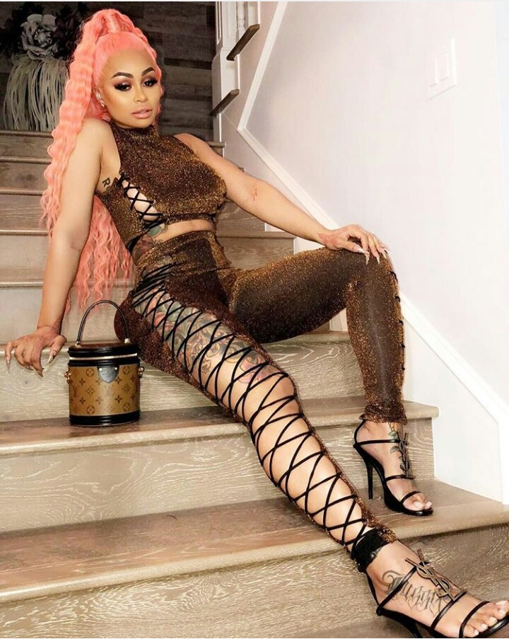 i like nigerian food blac chyna says - [Video]: Blac Chyna finally reacts to being sued by her landlord