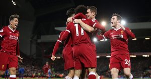 Liverpool Midfielder, Georginio Wijnaldum, Becomes The First Player In Champions League History To Achieve These Two Feats