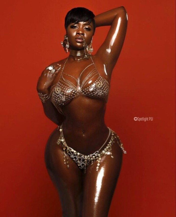 'Nollywood is filled with actresses who do juju' - Prncess Shyngle makes shocking revelation