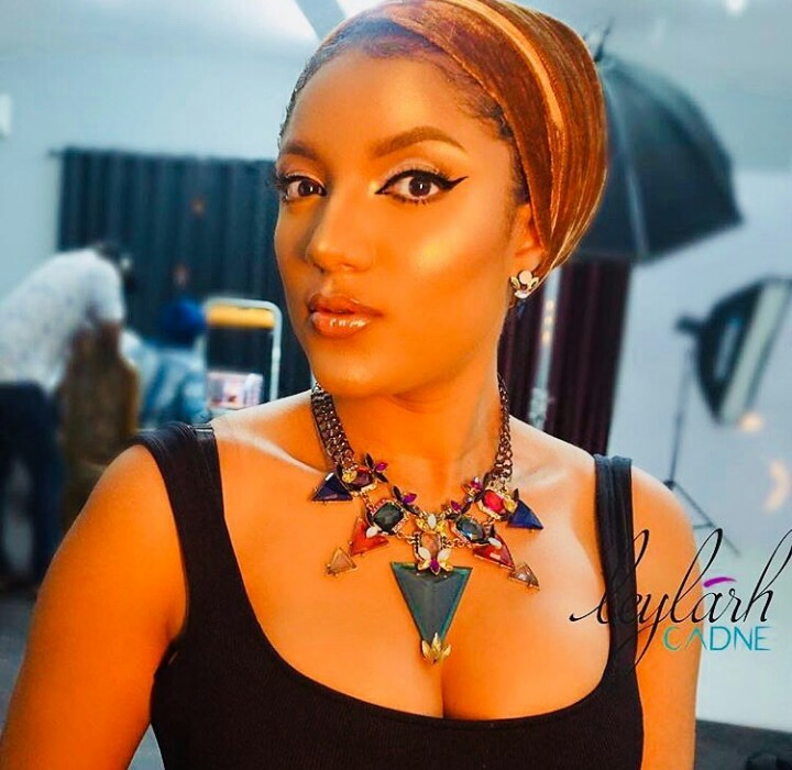 singer mr 2kay is the father of giftys daughter alisha photos - Gifty reacts to Anto Lecky's 'scripted BBNaija' revelation and you won't believe what she said