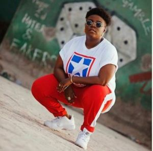 singer teni shares throwback photo of a peculiar santa claus she once visited - #EndCrazyCharges: Teni Shares Experience(video)