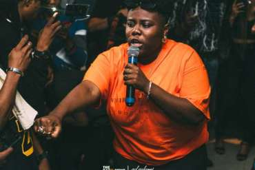 """My Gym na food"" – Teni responds to weight loss advice"
