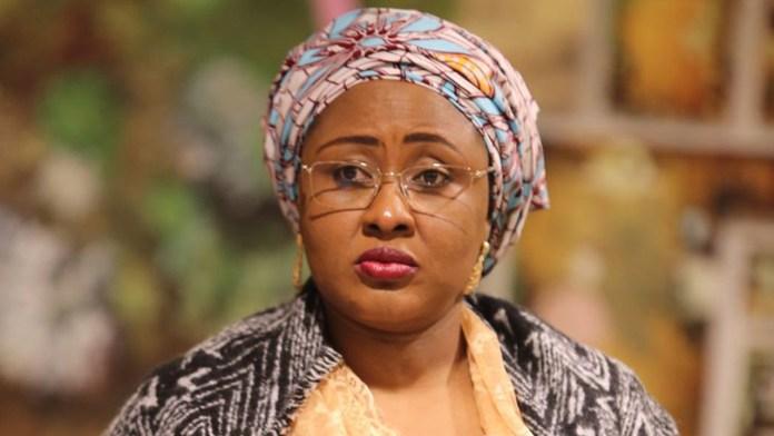 "Nigerians react as Aisha Buhari drops ""wife of the president"" title"