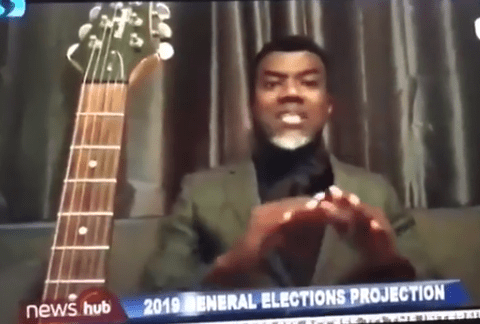 """silverbird tv threaten to shut down reno omokri for attacking president buhari on live tv video - """"You are a LIAR from the pit of hell"""" – Reno Slams Buhari's Spokesman"""