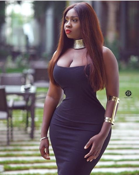 small waist actress princess shyngle drops mouth watering photos online - 'All actresses are dating same men' – Princess Shyngle makes shocking revelation