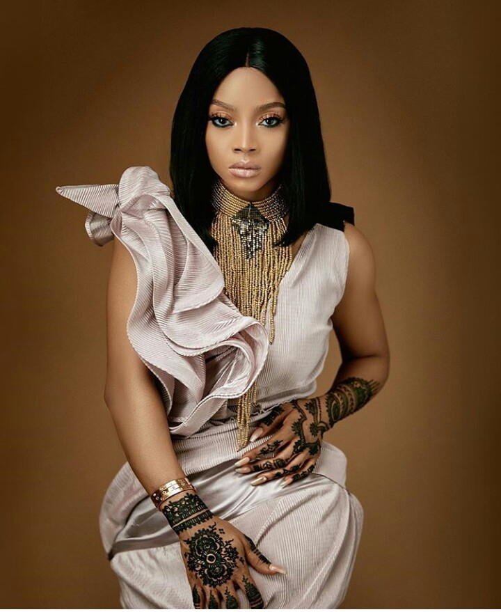 "toke makinwa threatens a certain deadbeat father on ig gives him a 24 hr ultimatum - ""I was A Pornstar"" – Popular Radio Personality, Toke Makinwa"