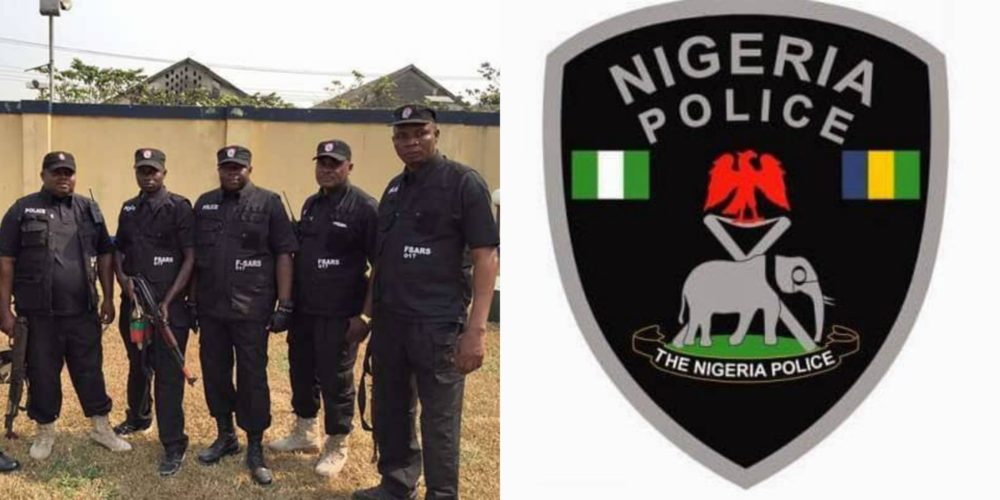 why we disbanded f sars nigeria police force discloses - [Video]: See How Charles Okocha Embarrassed A Police Officer Who Tried To Harass Him