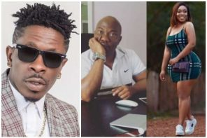 Shatta Wale breaks silence on his boss being HIV positive and sleeping with actress Moesha Baduong