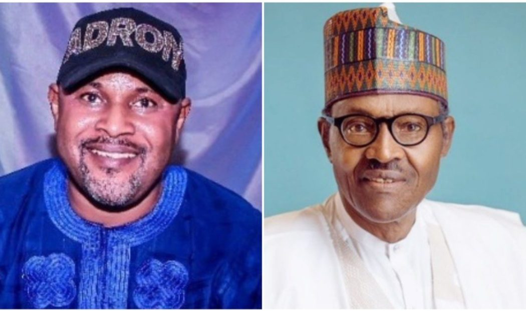 1 32 - You are a useless cow – Fans drag actor Saidi Balogun for supporting Buhari