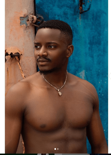 1 54 - BBNaija housemate Leo DaSilva shares shirtless photos of himself
