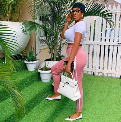 2 22 - These new photos of Chika Ike is all you need to see today