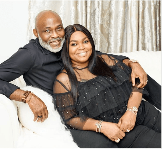 Image result for RMD's sweet Valentine message to wife, Jumobi