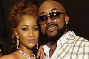 Adesua Etomi Pens Classy Message For Husband, Banky W, As She Drum Supports For Him, Ahead Of The Forthcoming Election