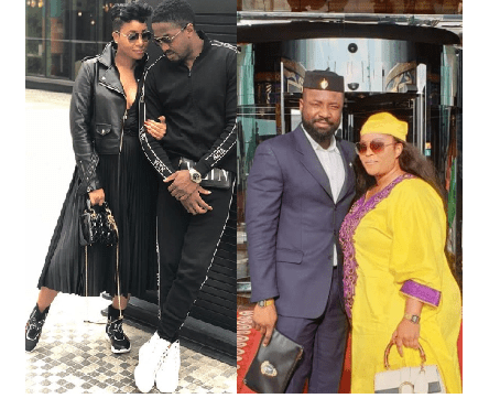 Capture 1 - BB Africa couple Pokello and Elikem flaunt their new lovers on social media