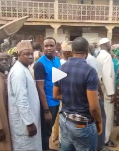 Capture 6 - Femi Adebayo, Tiwa Savage, others pictured at their polling units