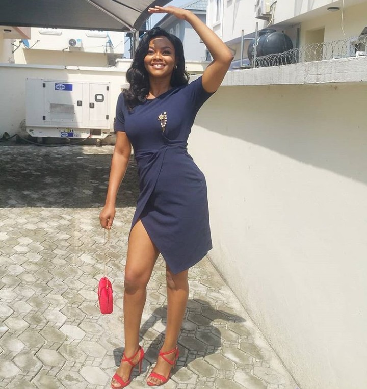 IMG 20190218 123916 411 - Kehinde Bankole gives them hot hot in new photo
