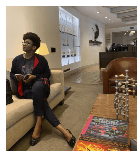 Screen Shot 2019 02 26 at 2.23.34 PM - 'Control the things you can within your space' – Genevieve Nnaji