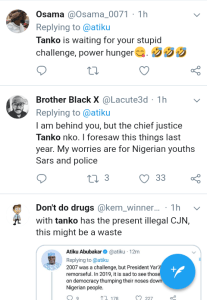 Screenshot 20190227 1140592 - 2019 Presidential Election: See What Nigerians Are Saying About Atiku's Rejection of Result