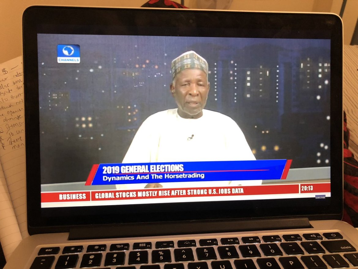 galadima - #2019Election: APC used military to rig presidential election – Buba Galadima