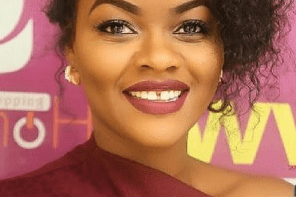 Kehinde Bankole, Shares Lovely Photo of Herself and Her Twin Sister