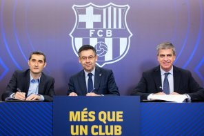'Ernesto Valverde is NOT the man for the job.' – See Why Barcelona Fans Do Not Want Their Coach