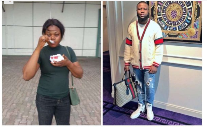 1 34 - I want to have sex with Hushpuppi before getting married – Ngerian lady declares