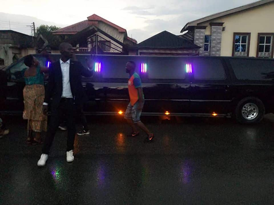 52951203 2059937167394753 4530242121256402944 n 121 - Nigerian Pastor Shows Off His Third Hummer Limousine – Watch