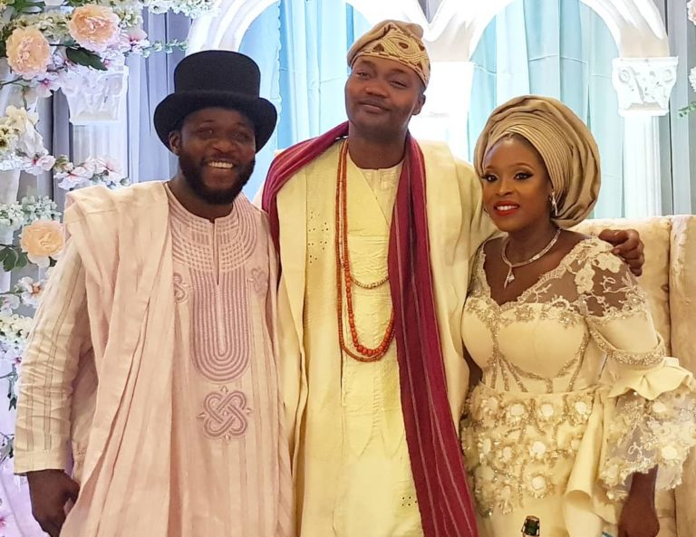 54511138 2319440181635339 283944005221708472 n 768x593 - [Beautiful Photos]: Asoebi Guests At Media Mogul, Mo Abudu's Daughter's Wedding