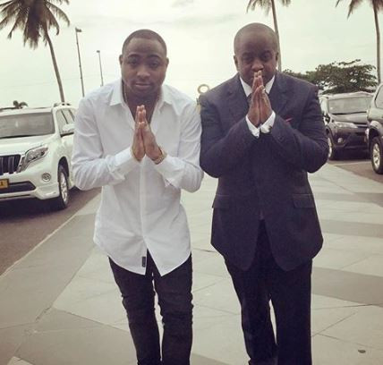 5c837db981d77 - Efe Ogbeni, Davido's US manager survives car crash