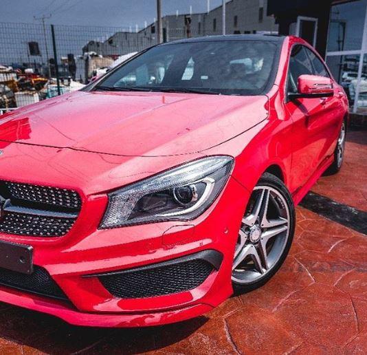 5c843db9c7da7 - Davido buys brand new Benz for his P.A Lati